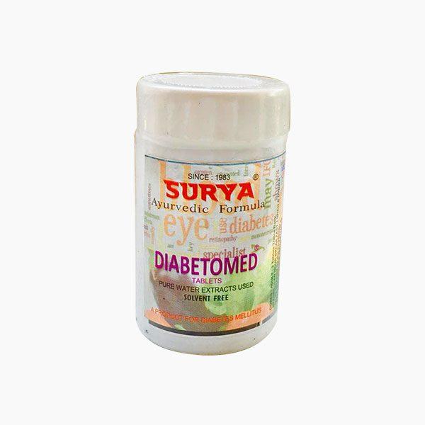 Diabaitomed-capsules