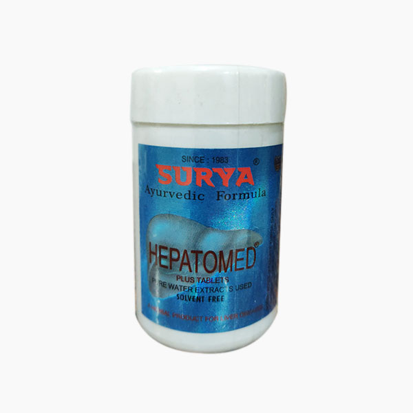 Hepatomed tablets