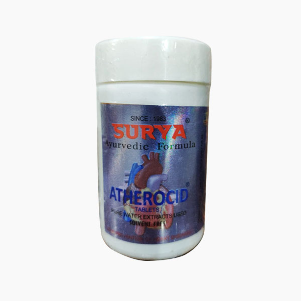 Atherocid tablets