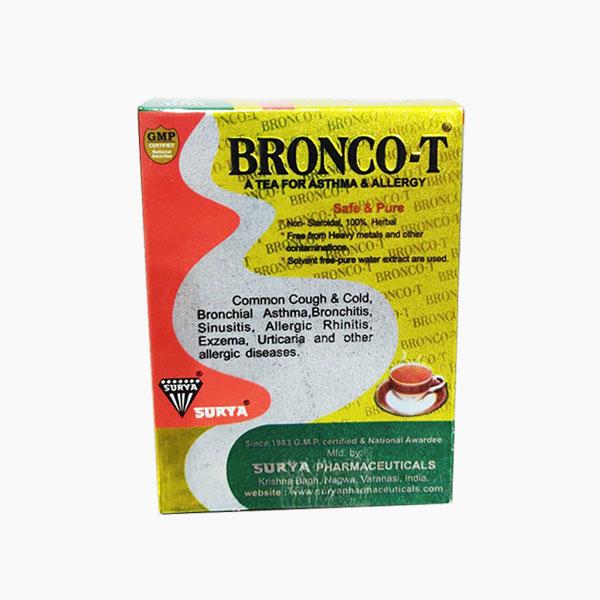 Bronco -T tea