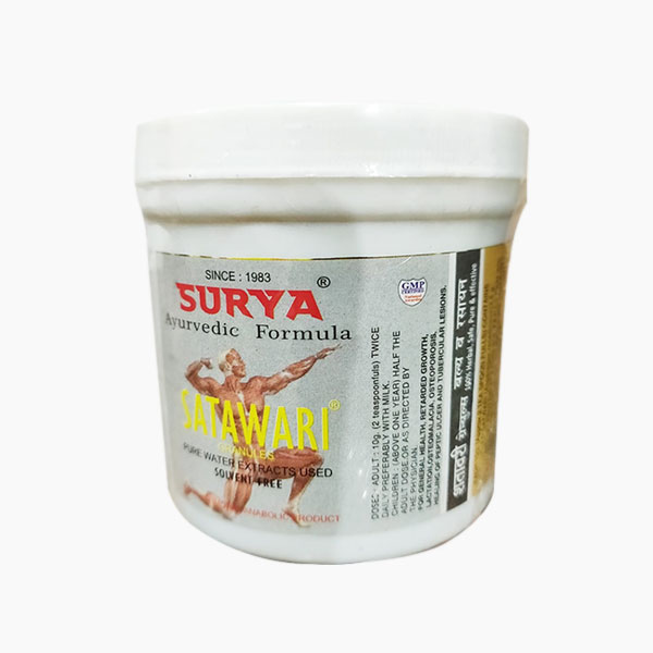 Satawari granules (Natural Herbal Protein)